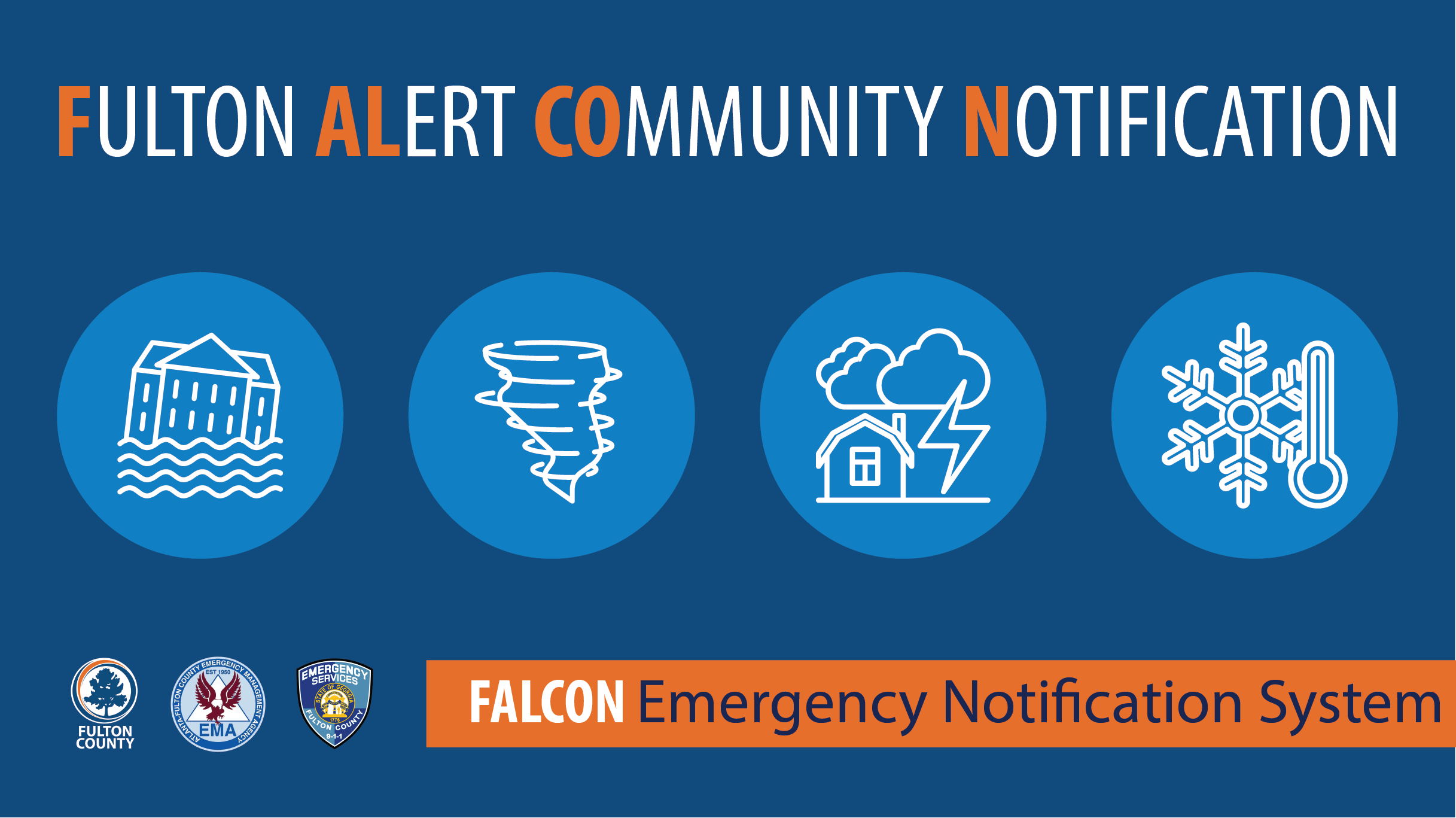 FALCON Fulton Alert Community Notification
